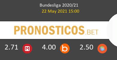 Werder Bremen vs B. Mönchengladbach Pronostico (22 May 2021) 2