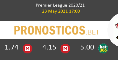 West Ham vs Southampton Pronostico (23 May 2021) 10