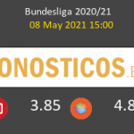 Wolfsburg vs Union Berlin Pronostico (8 May 2021) 7