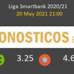 Zaragoza vs CD Castellón Pronostico (20 May 2021) 3