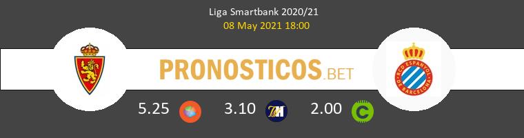 Zaragoza vs Espanyol Pronostico (8 May 2021) 1