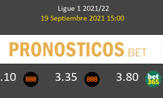 Angers SCO vs Nantes Pronostico (19 Sep 2021) 2