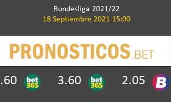 Arminia Bielefeld vs Hoffenheim Pronostico (18 Sep 2021) 3