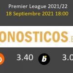 Aston Villa vs Everton Pronostico (18 Sep 2021) 3