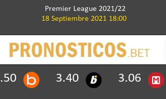 Aston Villa vs Everton Pronostico (18 Sep 2021) 2