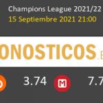 Atlético vs Porto Pronostico (15 Sep 2021) 5