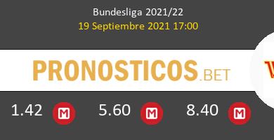 Borussia vs Union Berlin Pronostico (19 Sep 2021) 5