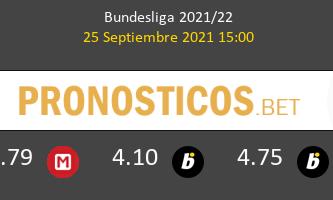 Leverkusen vs Mainz 05 Pronostico (25 Sep 2021) 1