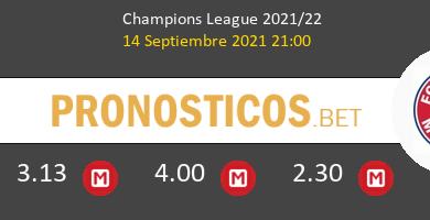 Barcelona vs Bayern Munich Pronostico (14 Sep 2021) 4