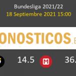 Bayern vs VfL Bochum Pronostico (18 Sep 2021) 3