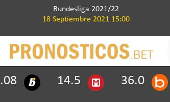 Bayern vs VfL Bochum Pronostico (18 Sep 2021) 2