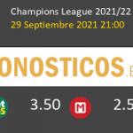 Benfica vs Barcelona Pronostico (29 Sep 2021) 4