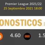 Brentford vs Liverpool Pronostico (25 Sep 2021) 5