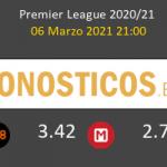 Brighton Hove Albion vs Leicester Pronostico (19 Sep 2021) 2