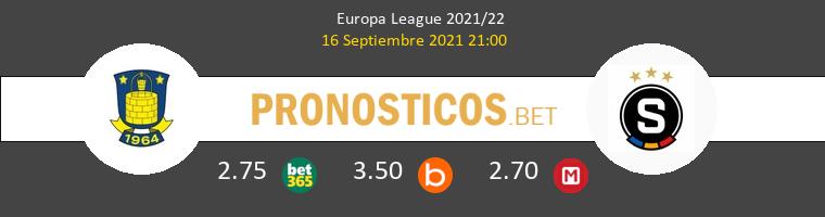 Brøndby IF vs Sparta Praha Pronostico (16 Sep 2021) 1