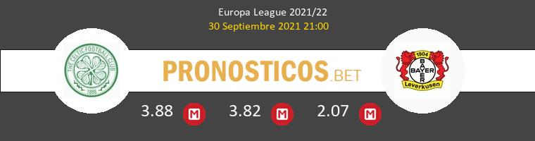 Celtic vs Leverkusen Pronostico (30 Sep 2021) 1