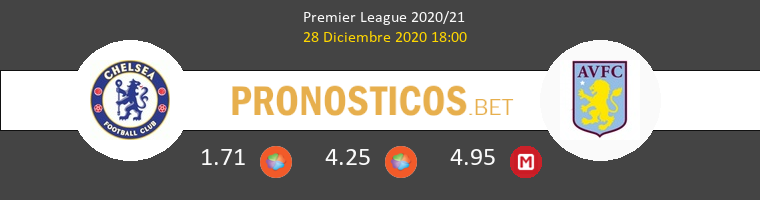 Chelsea vs Aston Villa Pronostico (11 Sep 2021) 1