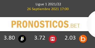 Clermont vs Monaco Pronostico (26 Sep 2021) 2