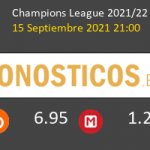 Club Brugge vs Paris Saint Germain Pronostico (15 Sep 2021) 7