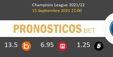 Club Brugge vs Paris Saint Germain Pronostico (15 Sep 2021) 6