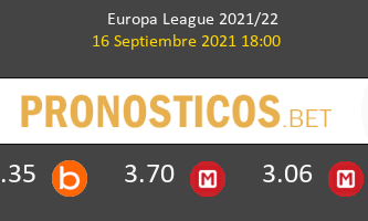 Crvena Zvezda vs Sporting Braga Pronostico (16 Sep 2021) 1