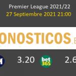 Crystal Palace vs Brighton Hove Albion Pronostico (27 Sep 2021) 2