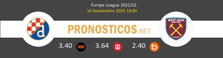 Dinamo Zagreb vs West Ham Pronostico (16 Sep 2021) 1