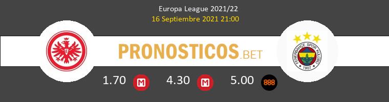 Eintracht Frankfurt vs Fenerbahçe Pronostico (16 Sep 2021) 1