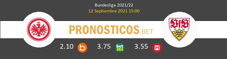 Eintracht Frankfurt vs Stuttgart Pronostico (12 Sep 2021) 1