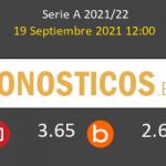 Empoli vs Sampdoria Pronostico (19 Sep 2021) 3