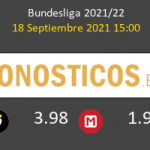 FC Augsburg vs B. Mönchengladbach Pronostico (18 Sep 2021) 5