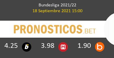 FC Augsburg vs B. Mönchengladbach Pronostico (18 Sep 2021) 4