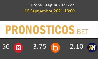 Galatasaray SK vs Lazio Pronostico (16 Sep 2021) 2