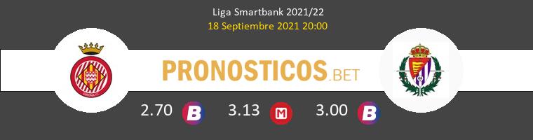 Girona vs Real Valladolid Pronostico (18 Sep 2021) 1
