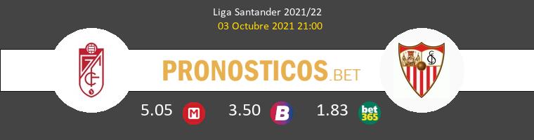 Granada vs Sevilla Pronostico (3 Oct 2021) 1