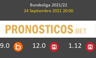 Greuther Fürth vs Bayern Munich Pronostico (24 Sep 2021) 3