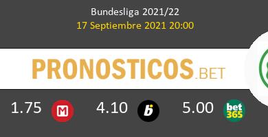 Hertha Berlin vs Greuther Fürth Pronostico (17 Sep 2021) 6