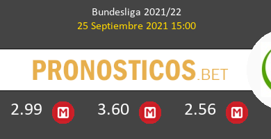 Hoffenheim vs Wolfsburgo Pronostico (25 Sep 2021) 4