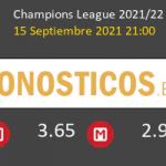 Inter vs Real Madrid Pronostico (15 Sep 2021) 6