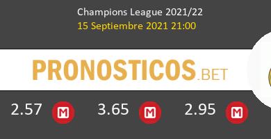 Inter vs Real Madrid Pronostico (15 Sep 2021) 5