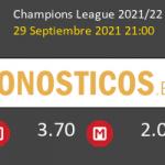 Juventus vs Chelsea Pronostico (29 Sep 2021) 2
