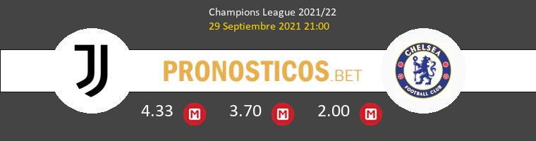 Juventus vs Chelsea Pronostico (29 Sep 2021) 1
