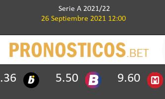 Juventus vs Sampdoria Pronostico (26 Sep 2021) 1
