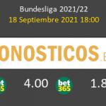Koln vs RB Leipzig Pronostico (18 Sep 2021) 2