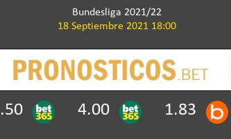 Koln vs RB Leipzig Pronostico (18 Sep 2021) 1
