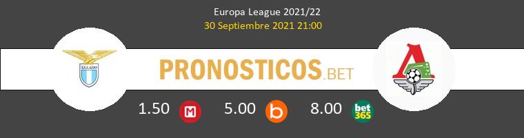 Lazio vs Lokomotiv Moskva Pronostico (30 Sep 2021) 1