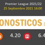 Leicester vs Burnley Pronostico (25 Sep 2021) 7