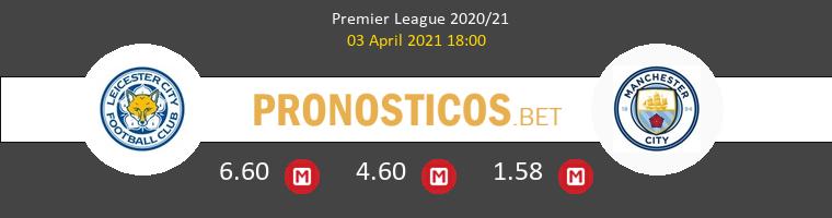 Leicester vs Manchester City Pronostico (11 Sep 2021) 1