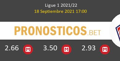 Lens vs Lille Pronostico (18 Sep 2021) 5