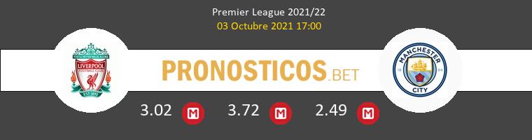 Liverpool vs Manchester City Pronostico (3 Oct 2021) 1